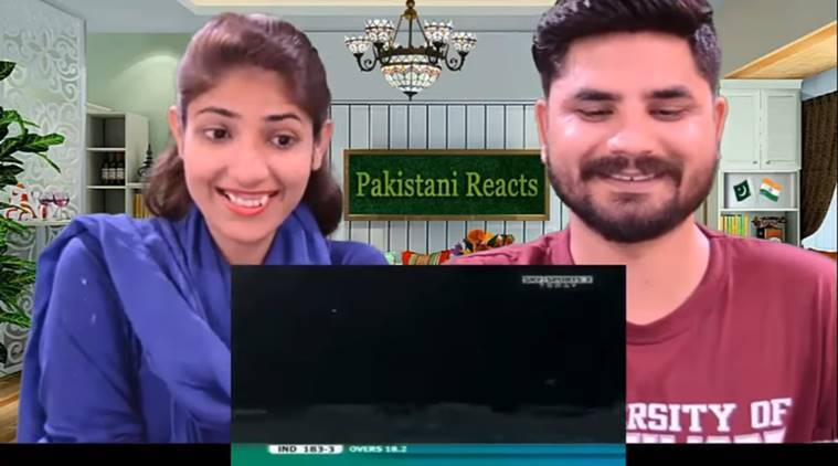 Pakistani Reacts, Youtube channel Pakistani Reacts, you tube channel reviews india, bollywood movies reviewed by Pakistani Reacts, viral pakistan video, indian express, indian express news