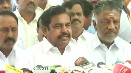 Palaniswami defends police firing; blames Opposition, anti-socials for 'deliberate' Tuticorin violence