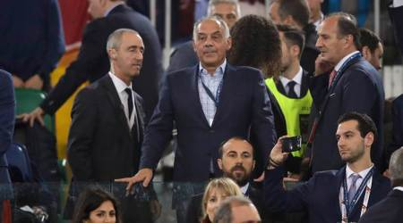 Roma president Jim Pallotta faces UEFA improper conduct charge