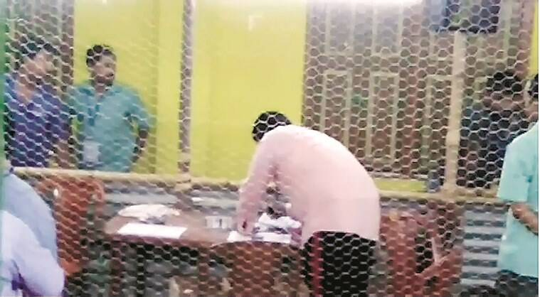West Bengal Panchayat polls: In full view of officials, man marks ballots in Nadia, results withheld