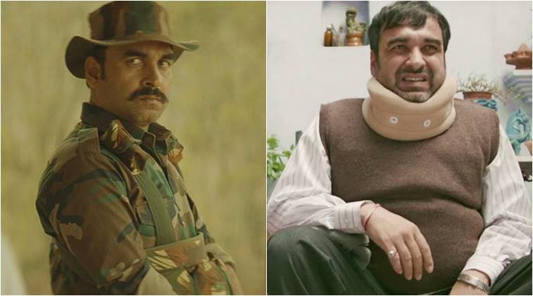 Pankaj Tripathi in Newton and Bareilly Ki Barfi