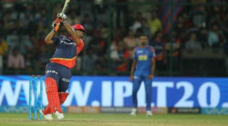 IPL 2018, Rishabh Pant, Rishabh Pant DD, Rishabh Pant Delhi Daredevils, Rishabh Pant runs, Rishabh Pant batting, sports news, IPL news, cricket, Indian Express
