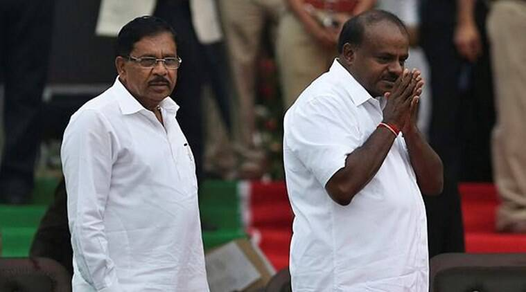 Cong-JD(S) govt will complete term at any cost: Karnataka Deputy CM