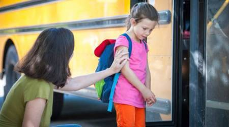 Parenthesis: How to prepare for your child's first day at school