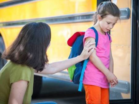tips for child first day school, child school first day, parenting tips, parenting, child care, child behaviour, indian express, indian express news