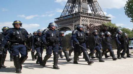 Saturday's anti-government protest in Paris placed under highsecurity