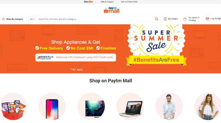 Paytm Mall, Paytm Mall Summer Sale, Apple Macbook Air cashback, Lenovo Ideapad 320 price in India, Lenovo Ideapad 320E price in India, Paytm Mall offers, Asus Vivobook, Dell Inspiron 15 5536, laptop offers