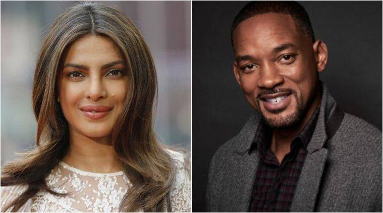 priyanka chopra and will smith