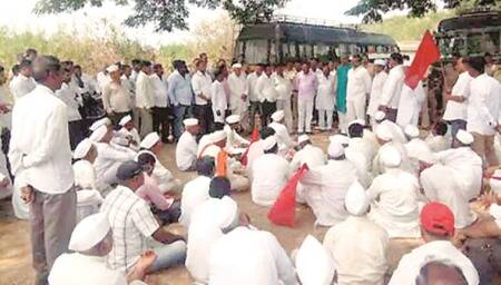 Water supply to PCMC areas likely to be hit as farmers protest at Pavana dam