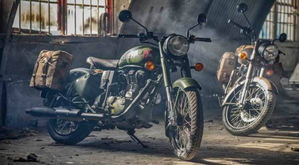Royal Enfield launches Classic Pegasus 500 in India