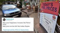 Petrol, diesel prices at an all-time high, Twitterati reveal hilarious ways to travel in India now