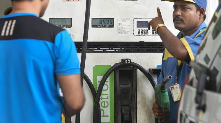 Steady rise in supermarket fuel prices
