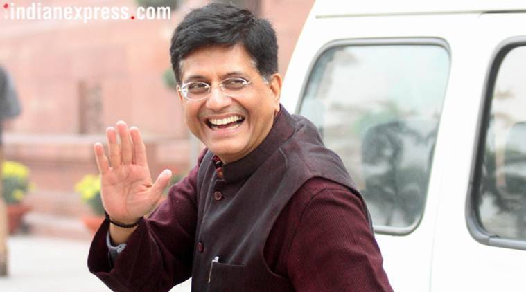 Piyush Goyal given additional charge of Finance and Corporate Ministry