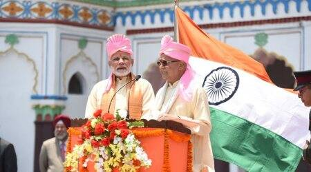 Modi in Nepal LIVE Updates: PM, Oli flag off bus service between Janakpur and Ayodhya