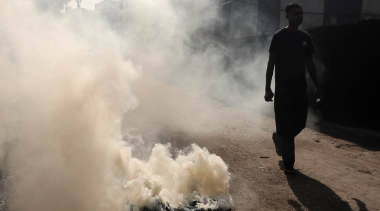 PM2.5 is cutting life short by over a year, finds study