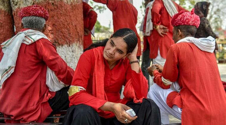 Meet Manju Devi, the first woman coolie of North-West Railways