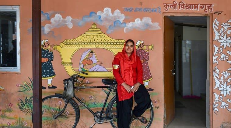 Meet Manju Devi, the first woman coolie of North-West Railways