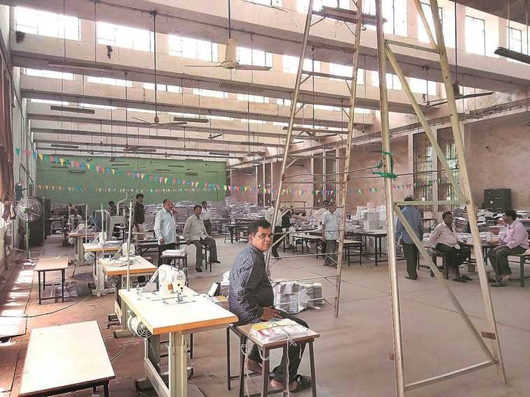 India's lone govt postal printing press to close, staff question move
