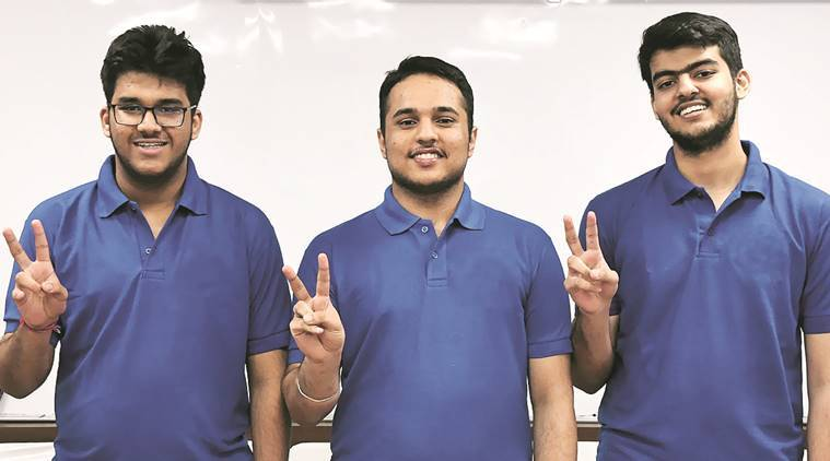 Panchkula boy Pranav Goyal tops JEE