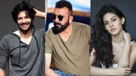 Sanjay Dutt, Ali Fazal and Amyra Dastur to star in Prasthanam's Hindi remake