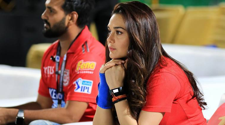Ipl 2018 Preity Zinta Slams Media Reports For Fake News -8224
