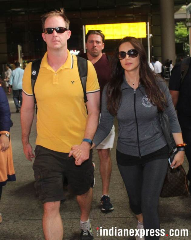 Preity Zinta Gene Goodenough