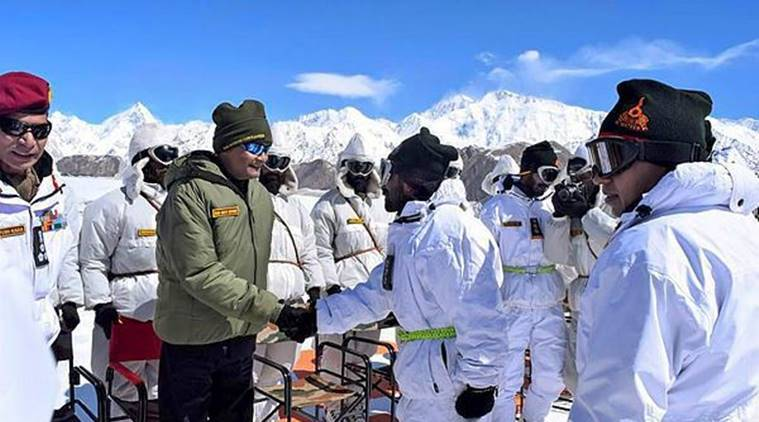 Your valour makes us confident about border safety: President Kovind tells Siachen troops