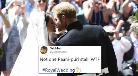 Royal Wedding 2018: 30 funniest tweets from Prince Harry and Meghan Markle's fairy-tale ceremony
