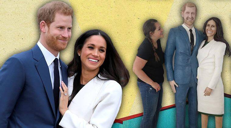 Harry, Meghan and Megan to crew British Airways royal wedding flight