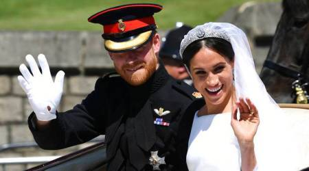 FLASHBACK VIDEO: When Harry met Meghan! How the royal couple fell inlove?