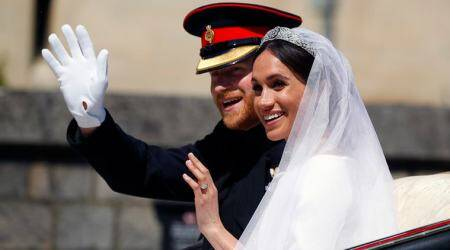 Royal Wedding 2018 LIVE UPDATES and LIVE STREAM: Queen hosts wedding reception for newlyweds Prince Harry and Meghan Markle