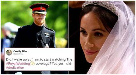 Royal Wedding 2018: Waking up at 4am to preparing British breakfast, Twitterati just can't keep calm