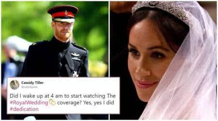 Royal Wedding 2018: Waking up at 4am to preparing British breakfast, Twitterati just can't keepcalm