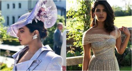 Priyanka Chopra was a vision at the royal wedding of Prince Harry and Meghan Markle