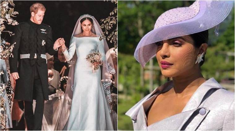 Priyanka Chopra wishes Meghan Markle and Prince Harry happiness, love and togetherness with a heartfelt post