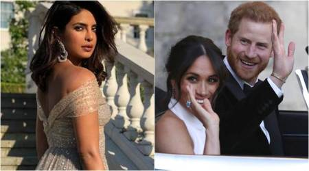 Meghan Markle and Prince Harry's reception: Priyanka Chopra attends the intimate affair