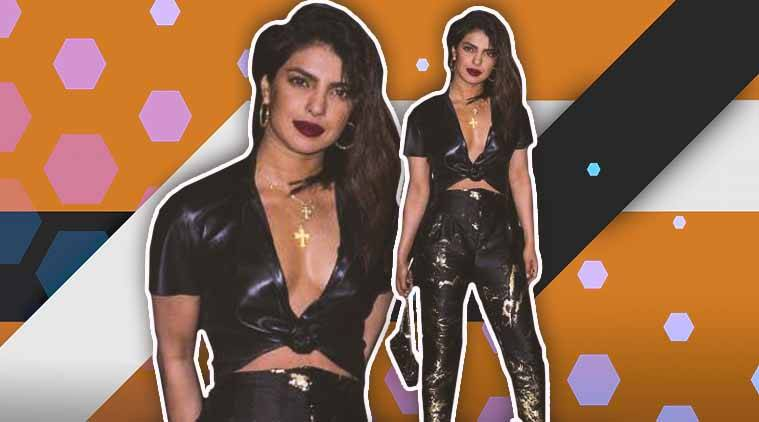 priyanka chopra, priyanka chopra met gala, met gala after party 2018, priyanka chopra met gala after party, priyanka chopra ralph lauren, priyanka chopra met gala 2018, priyanka chopra latest updates, priyanka chopra latest pictures, Indian express, Indian express news