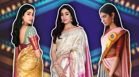 National Film Awards 2018: Janhvi and Khushi Kapoor look pretty as a picture in Indian wear