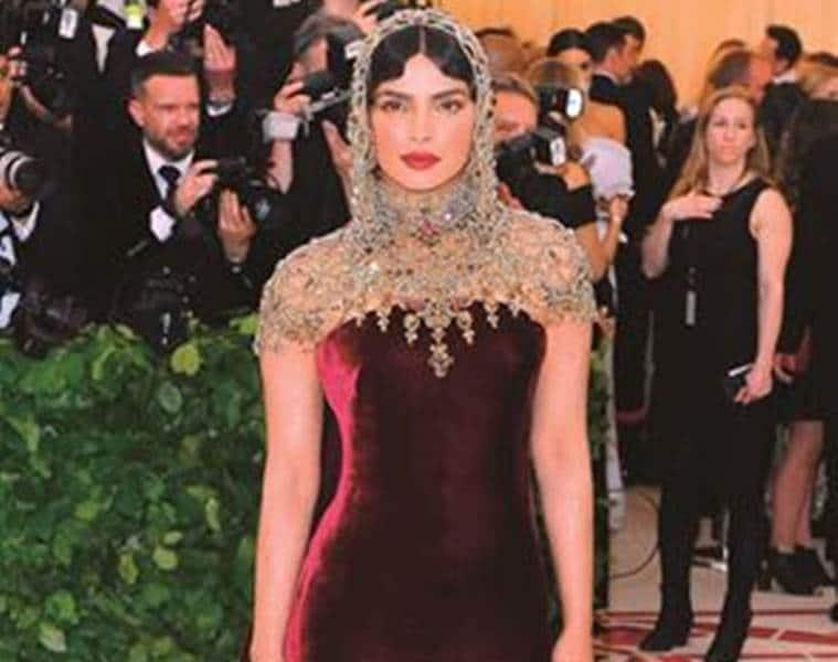 met gala 2018, fashion show, game of thrones, priyanka chopra, hollywood actors, hollywood movies, indian express, talk page