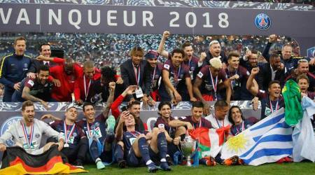 PSG end Les Herbiers' resistance to win French Cup, claimtreble