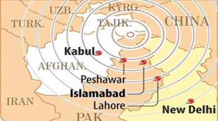 Earthquake rattle NW Pakistan, 9 children injured