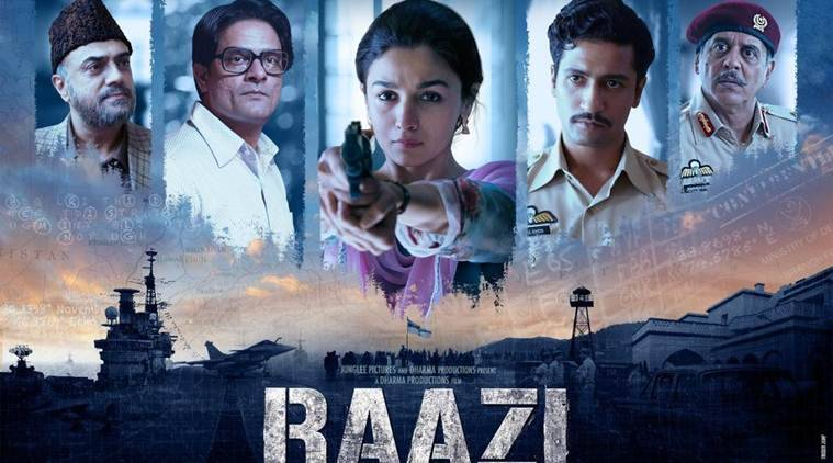 Alia Bhatt-starrer 'Raazi' banned from release in Pakistan