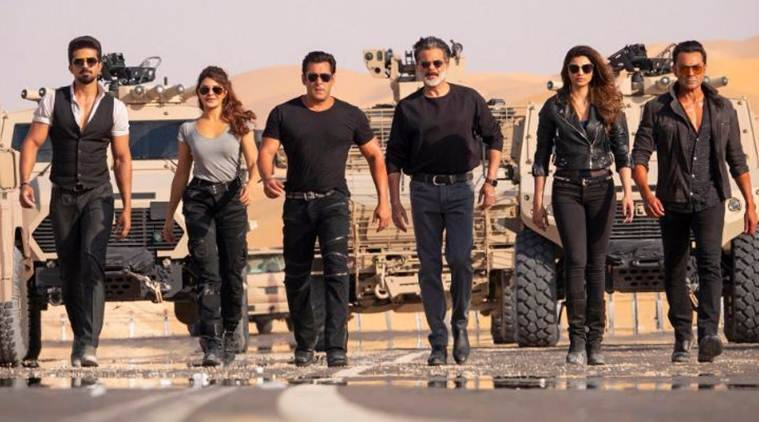 race 3 stars salman khan in lead role