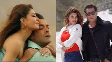 Race 3 song Selfish: Jacqueline Fernandez sets Salman Khan and Bobby Deol's heart racing in this romantic number