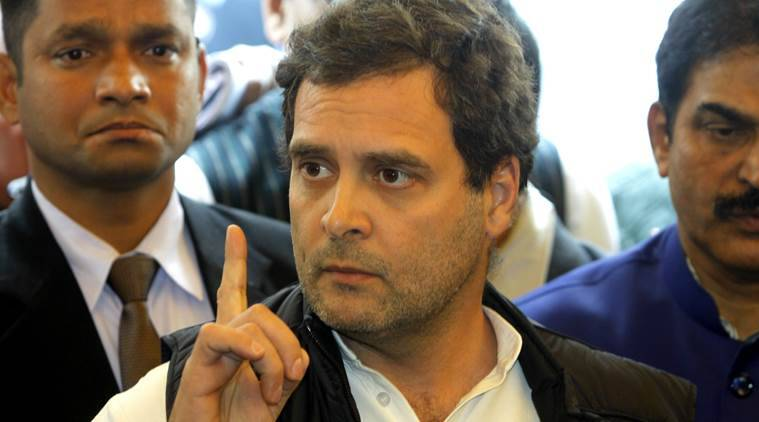 Main motive of BJP's 'fascist ideology' is to keep Dalits at bottom rung of society, says Rahul Gandhi