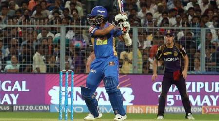 IPL 2018 Live Score Eliminator KKR vs RR 136/4: KKR pick wickets in quick succession against RR