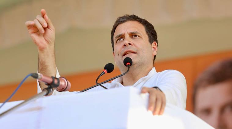 Atmosphere of fear in the country, situation similar to Pakistan: Rahul Gandhi