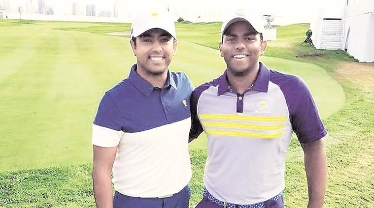Rayhan Thomas, Rayhan Thomas news, Rayhan Thomas updates, Rayhan Thomas matches, sports news, golf, Indian Express