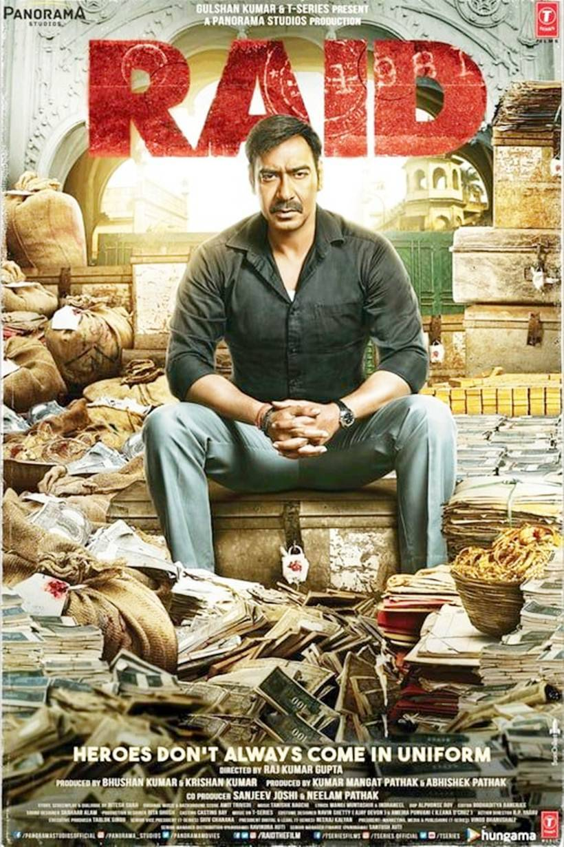 raid box office