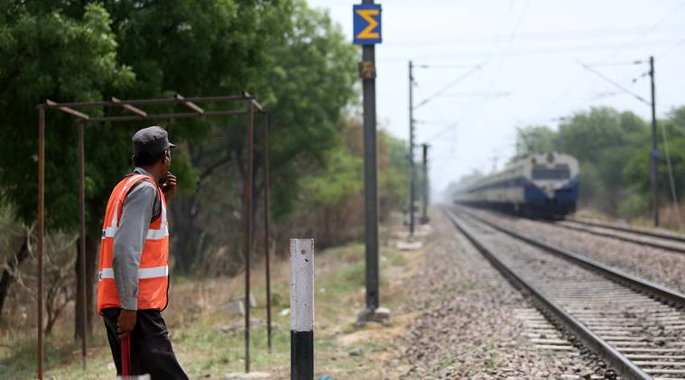 unmanned railway gate Bengaluru: the last unmanned level crossing gate in the bengaluru-dharmavaram section of the bangalore railway division was removed last week this 1775-km stretch is the busiest single line .
